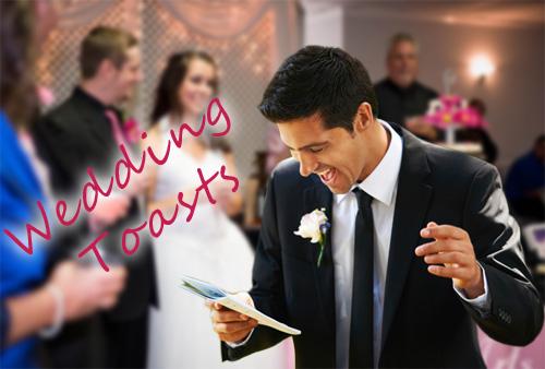 Картинка: Английские свадебные тосты с переводом