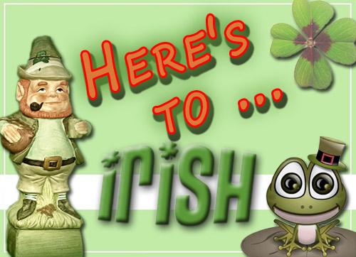 Картинка: Ирландские тосты на английском с переводом