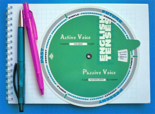 Картинка: спряжение английских глаголов по временам